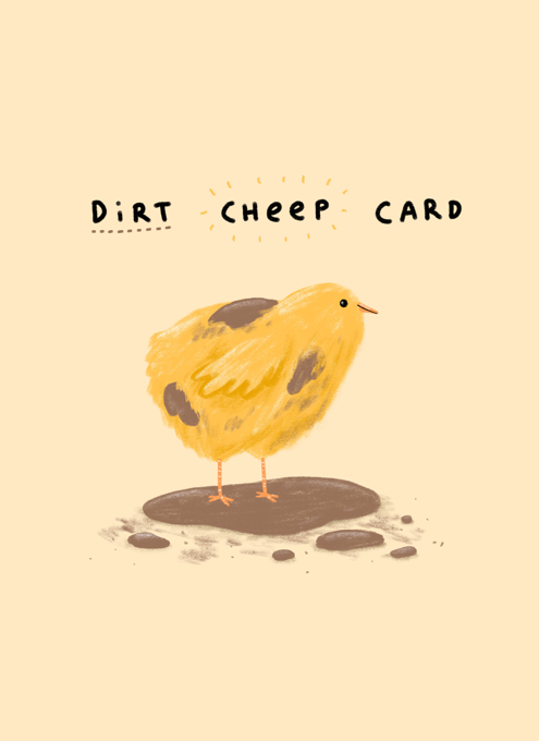 Dirt Cheep