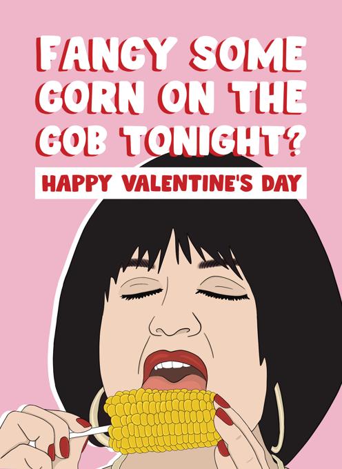 Nessa Valentine's Card - Gavin & Stacey