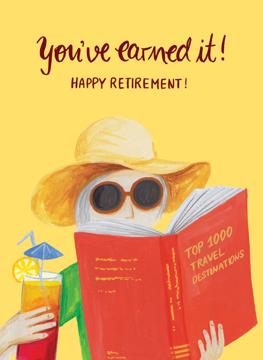 Happy Retirement - Hers