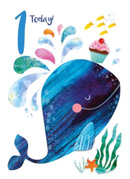 Whale Age 1