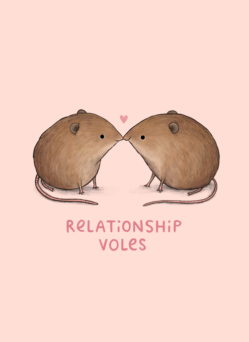 Relationship Voles