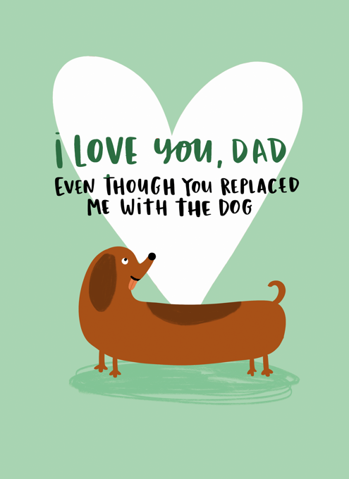 Love Dog Dad