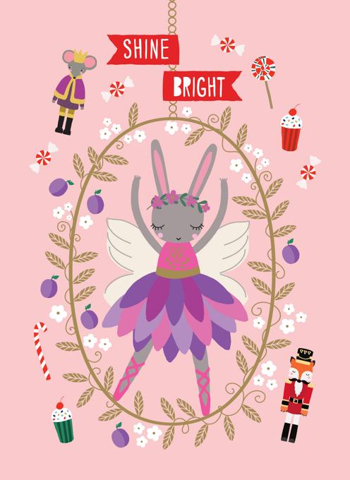 Sugar Plum Fairy Christmas