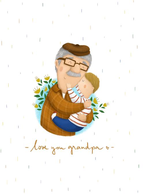 Love You Grandpa