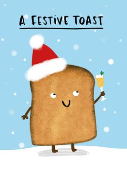 Festive Toast