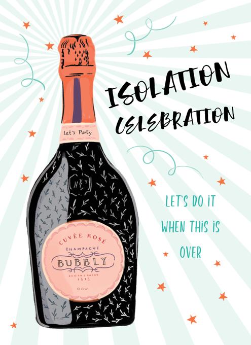 Isolation Celebration