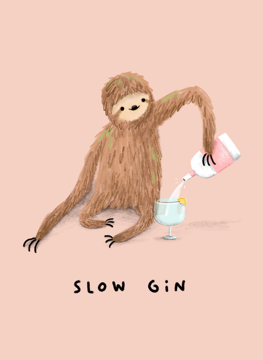 Slow Gin