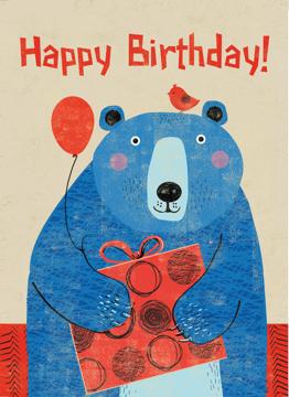 Bear Happy Birthday