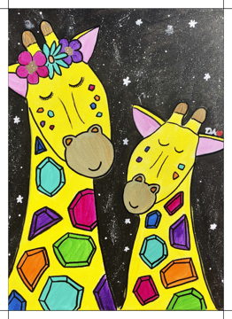 Space Giraffes