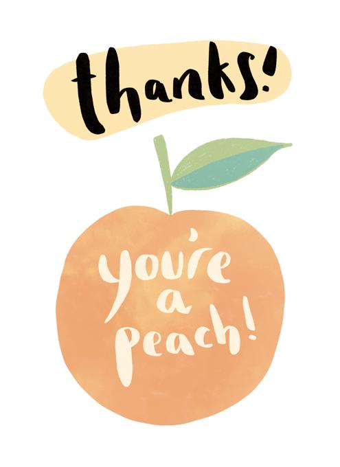 Thanks Peach
