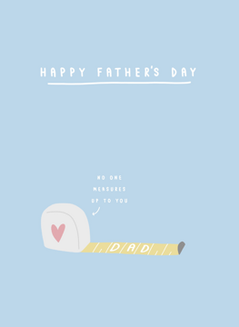 Father day tape