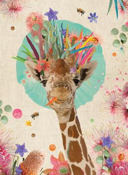 Native Grace - Giraffe