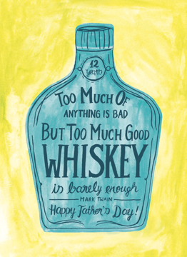 Whiskey Father's Day