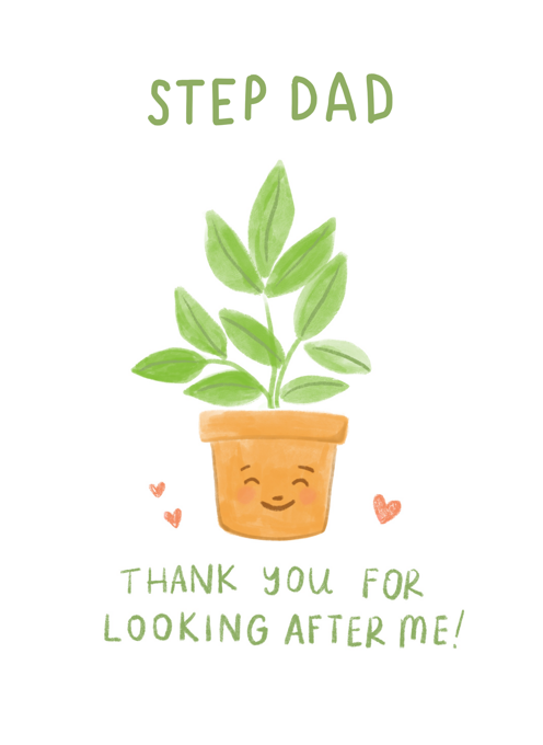 Stepdad - Thank You For Looking After Me!