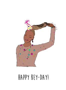 Happy Bey-Day!