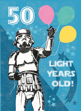 50 Stormtrooper