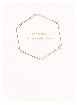 Let's Get Together Soon