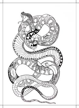 Tantalising Serpent