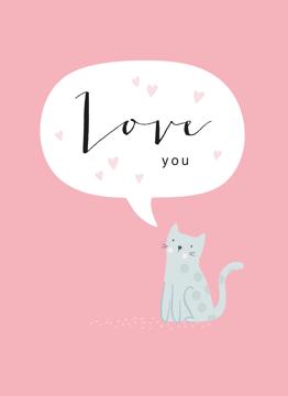 Love You Cat