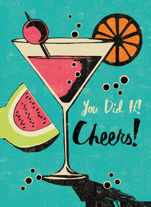 You Did It Cheers