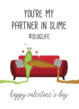 Partner In Slime