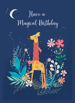 Magical Giraffe