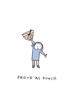 Proud As Punch