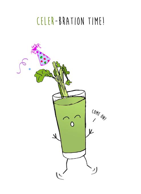 Celer-bration Time!