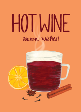 Hot Wine Warm Wishes