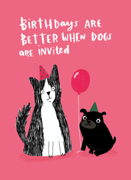 Dogs Invited