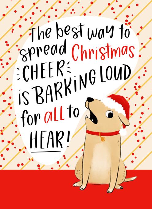 Barking Loud