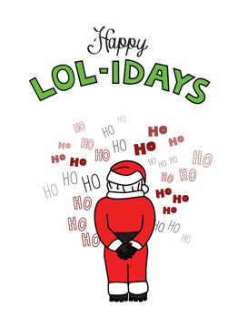 Happy Lol-Idays