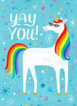 Yay You! Unicorn