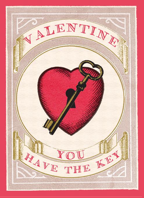 Valentine Key
