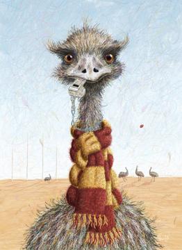 Coach Emu