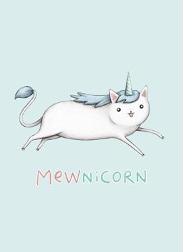Mewnicorn