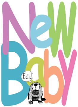 New Baby Beaver