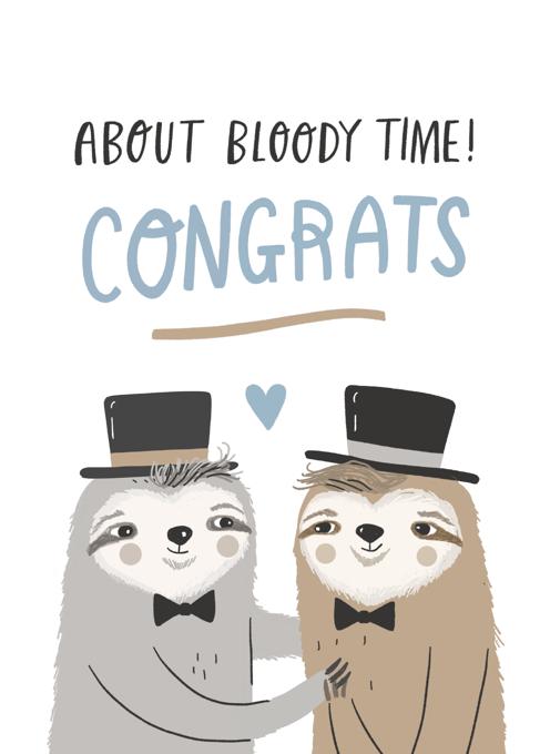 Gay Sloths