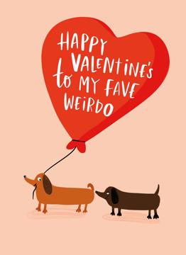 Weirdo Valentines