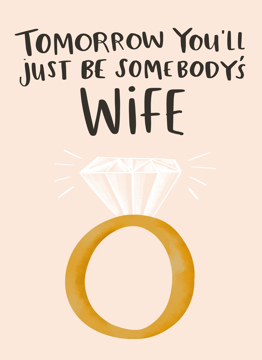 Somebody's Wife