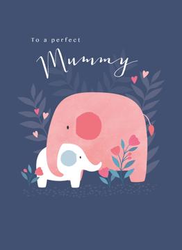 Mummy Elephant