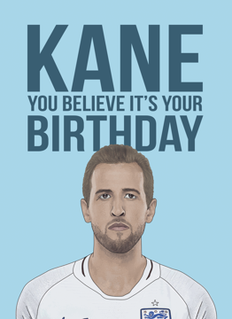 Harry Kane Birthday