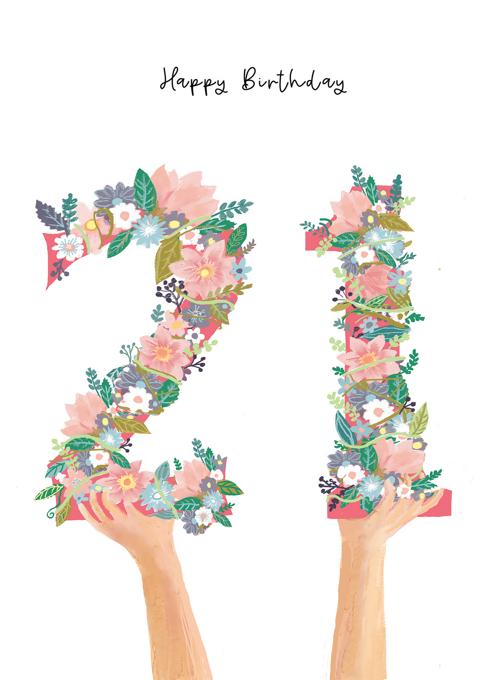 Happy Twenty One