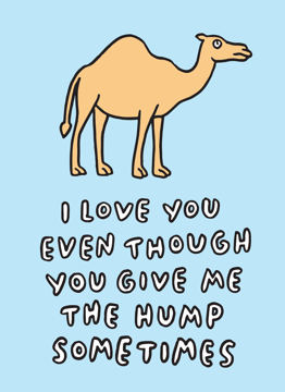 Give Me The Humps