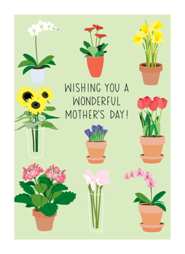 Wishing You A Wonderful Mother's Day