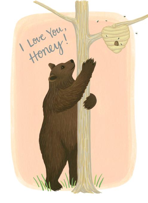 Honey Bear Love