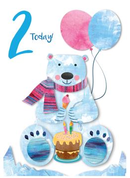 Polar Bear Age 2