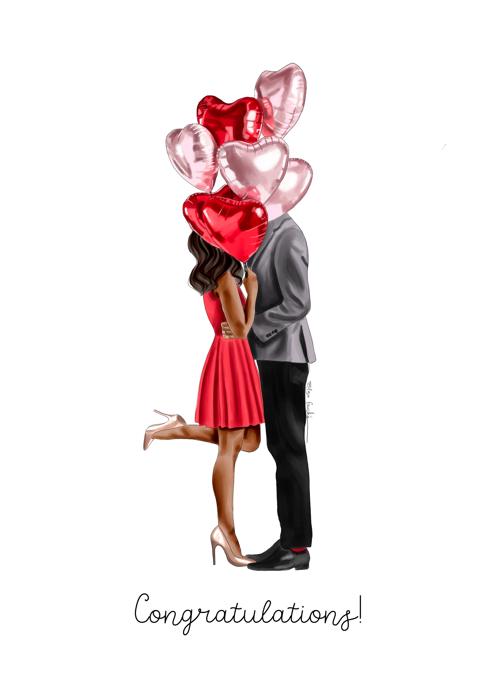 Congrats Engagement 2