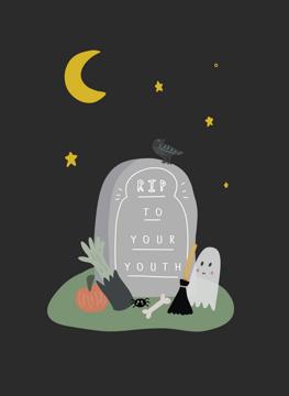 Halloween Birthday