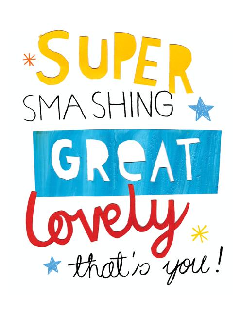 Super Smashing